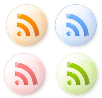 RSS Icons Orb