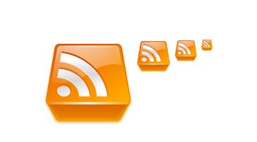 30 Free RSS Feed Icons