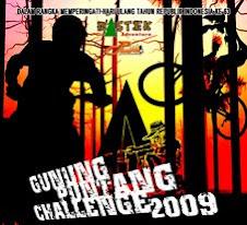GUNUNG PUNTANG CHALLENGE 2009