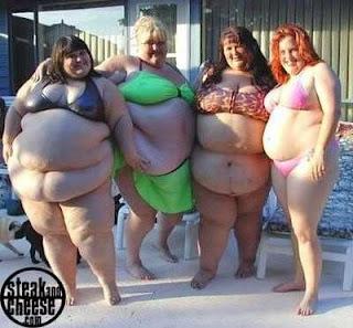 obesitas/kegemukan