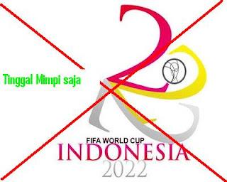 Piala Dunia 2022 di Indonesia