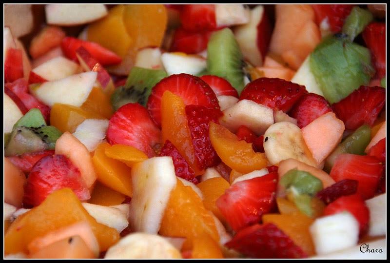Las recetas de rosa macedonia de frutas - Macedonia de frutas thermomix ...