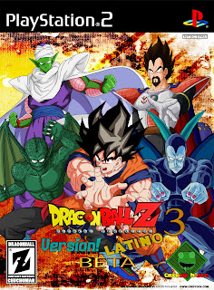 BETA Dragon Ball Z Budokai Tenkaichi 3 Version Latino