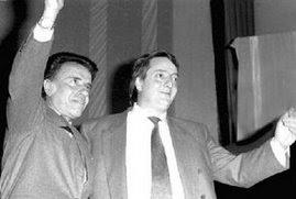 """Memoria Argentinos: """"Amigos son los amigos""""..."""