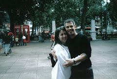 Me Meeting Valerie Landsburg