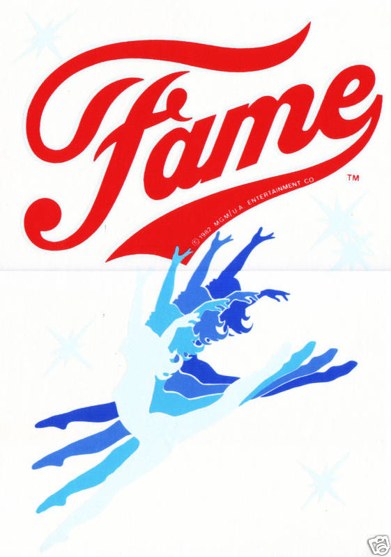 Fame Logo For kids from fame media Fame Logo