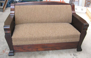 Antique Davenport Sleeper Sofa Perfect For Lazy Afternoons