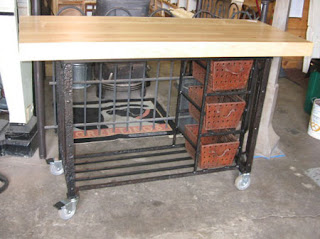 Black Dog Salvage - Architectural Antiques & Custom Designs: Butcher ...