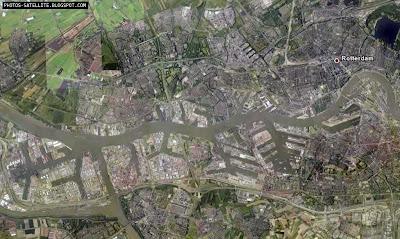 Port Rotterdam Pays-Bas Hollande