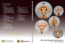 Mr Gym Rakyat Kebangsaan 2010 DVD