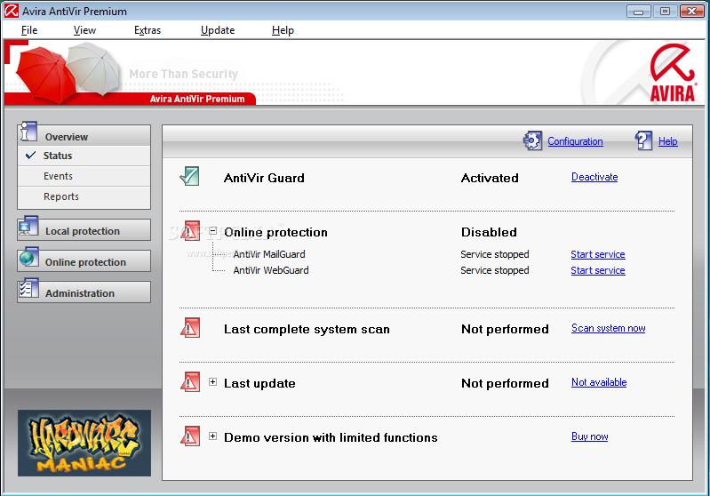 Avira antivir premium 8 1 00 362 license keys
