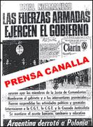 PRENSA CANALLA