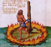 Hinrichtung Jäcklein Rohrbachs 1525