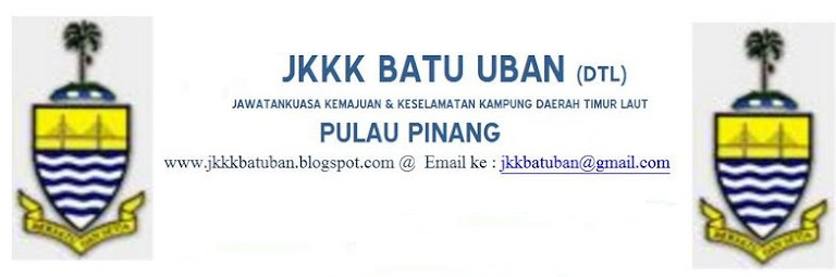 JKKK BATU UBAN (DTL) P.PINANG