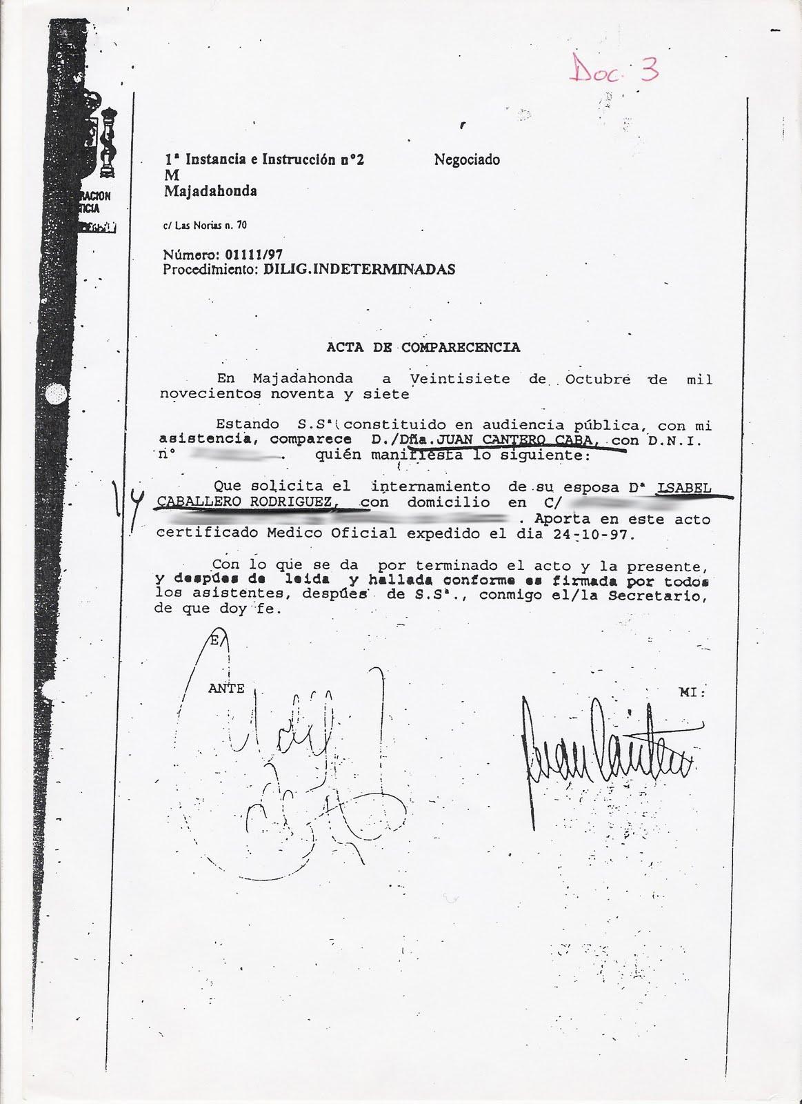 Enrique Rojas. Psiquiatra ¿?. Mentiras, Chanchullos y Pruebas: 2010