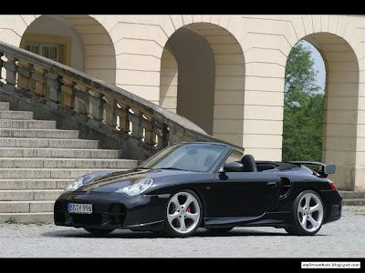 2007 Techart Porsche 911 Turbo Cabriolet. Porsche 911 TechArt Turbo