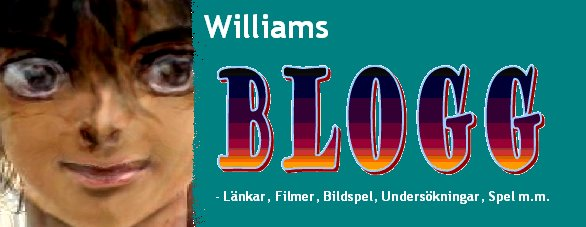 Williams blogg