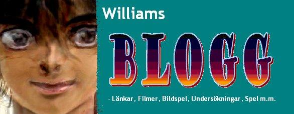 Williams blogg
