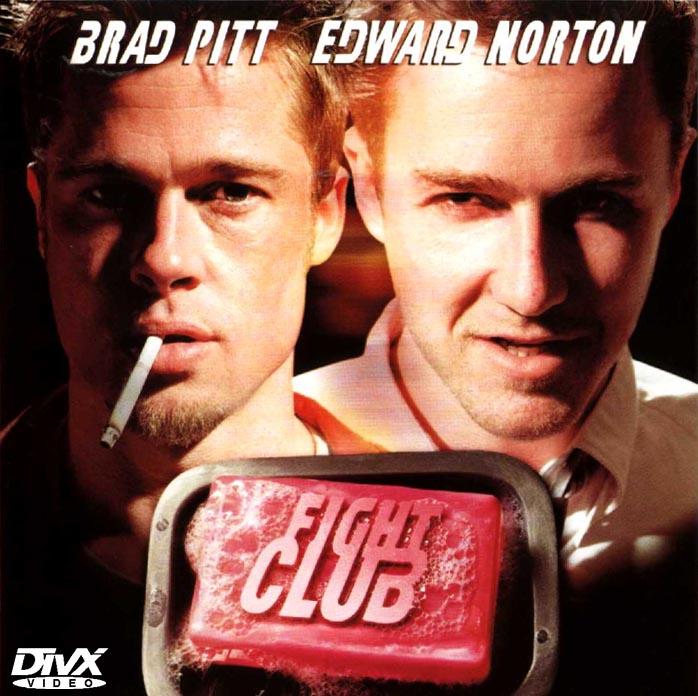 Podziemny krąg/Fight Club (1999)[DVDrip-rmvb][lektor pl]