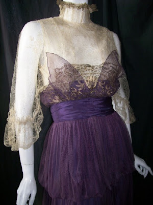 le petite belle vintage dresses from the 1800s edwarian