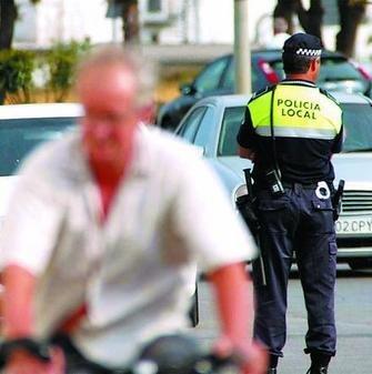 Punto cero la polic a local de algeciras es pionera en la - Policia nacional algeciras ...