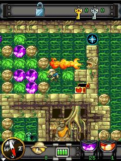 [Game Java] Bộ game java, Mario, Doraemon, Plant vs zombies, Boom 02_diamond_rush