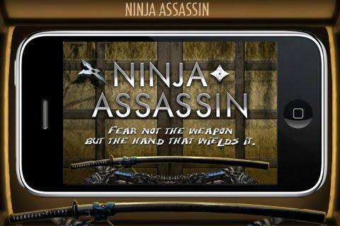 Ninja Assassin ipa iPhone iPod Touch Game by Warner Bros