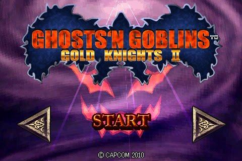 Ghosts N Goblins. GHOSTS#39;N GOBLINS GOLD KNIGHTS