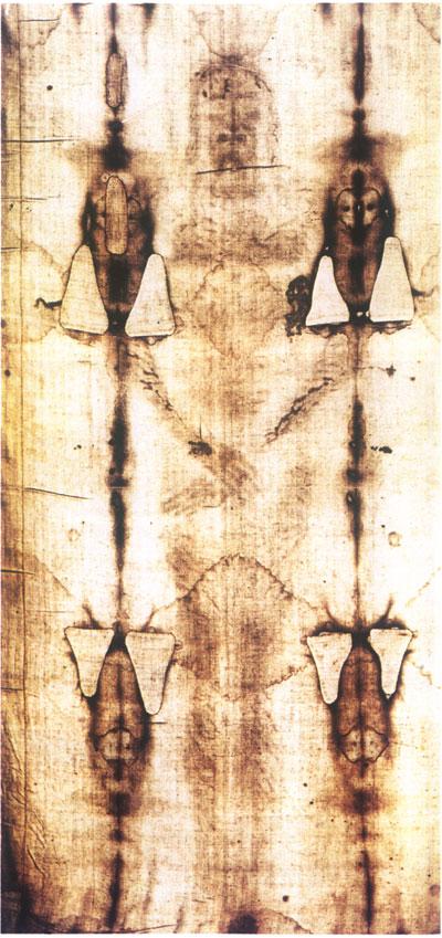 Leonardo da Vinci, ¿imagen del Santo Sudario?