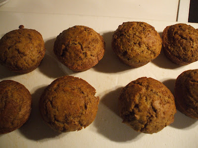 Big Batch Bran Muffins