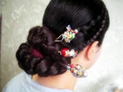 ask a korean traditional korean hairdo for women