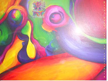 Detalle de pintura