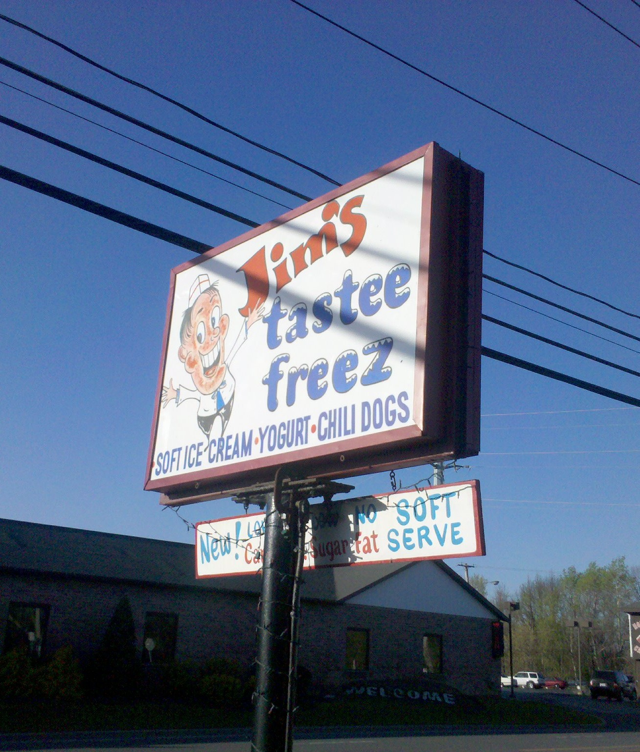 The Ridiculous Food Society of Upstate New York: Jim\'s Tastee Freeze ...