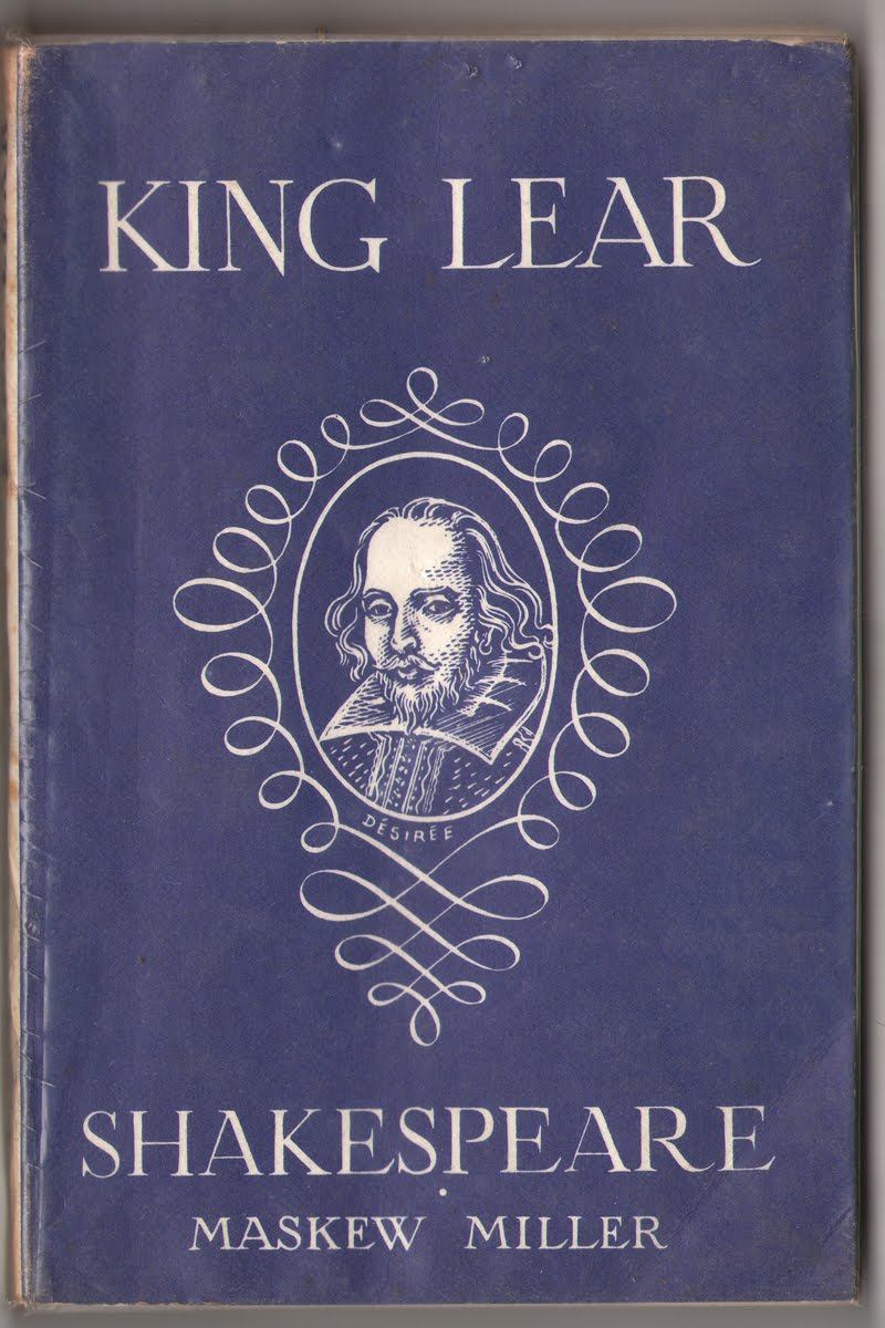 a critique of william shakespeares play king lear Plot overview lear, the aging king of britain, decides to step down from the throne and divide his kingdom evenly among his three daughters first, however, he puts his daughters through a test, asking each to tell him how much she loves him.