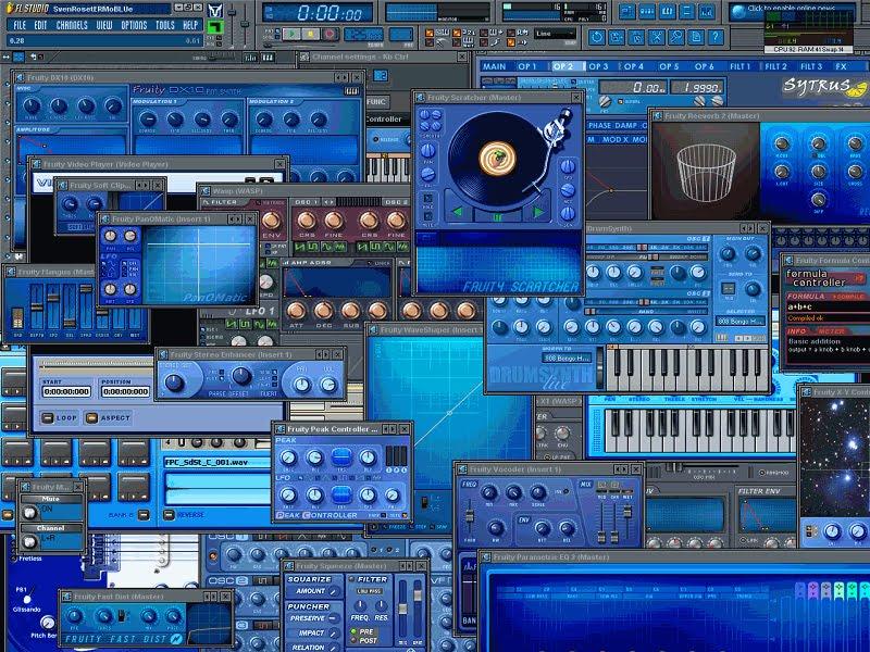 Скачать программу fl studio 11 торрент