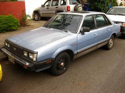 Subaru gf