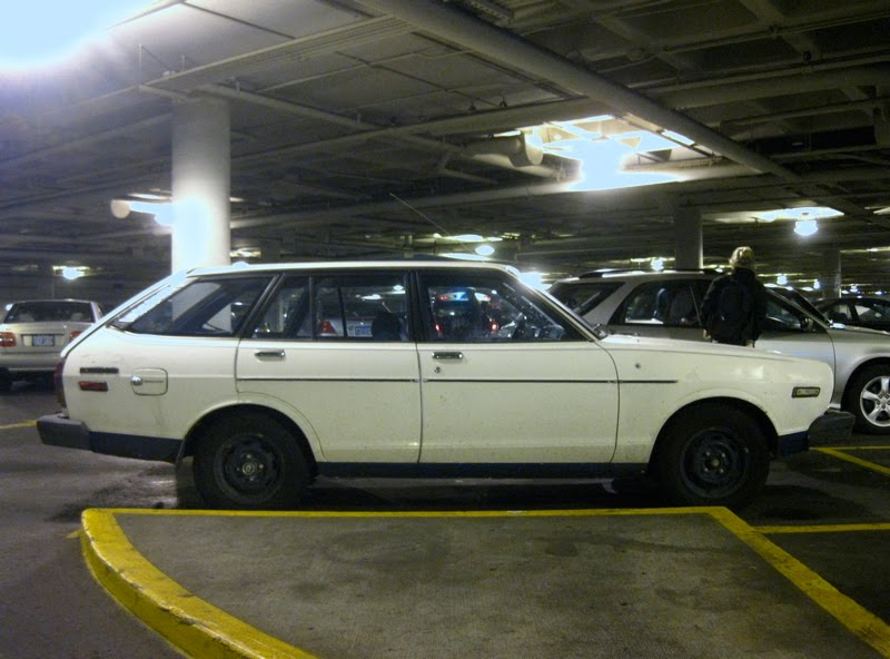 1979 datsun 210 station wagon