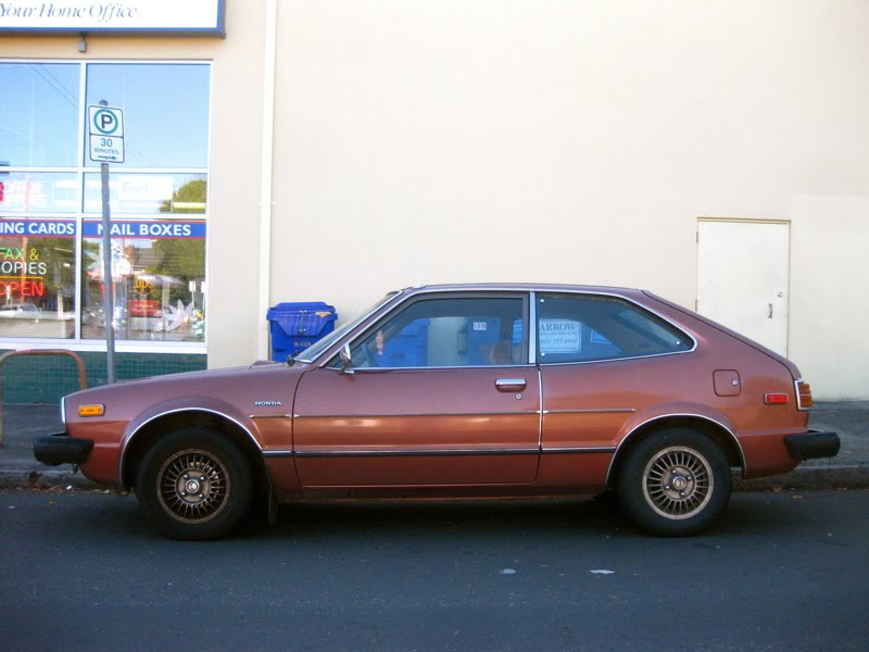1979 Honda Accord Sedan. 1979 Honda Accord LX CVCC