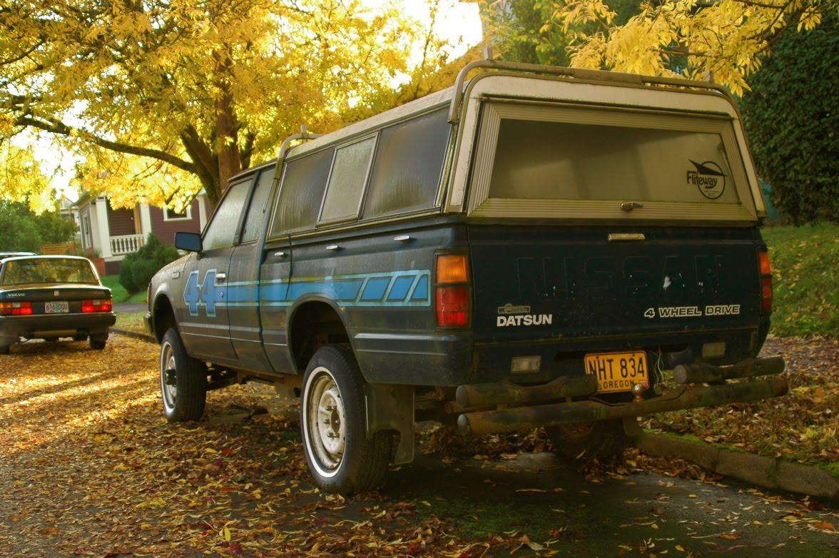 1984 Datsun/Nissan 720 Pickup.
