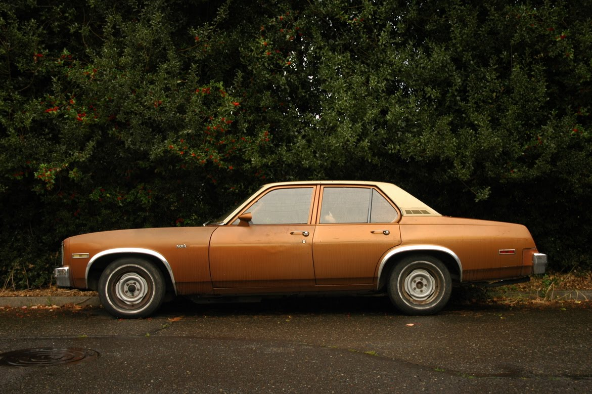 1979 Chevrolet Nova Sedan.