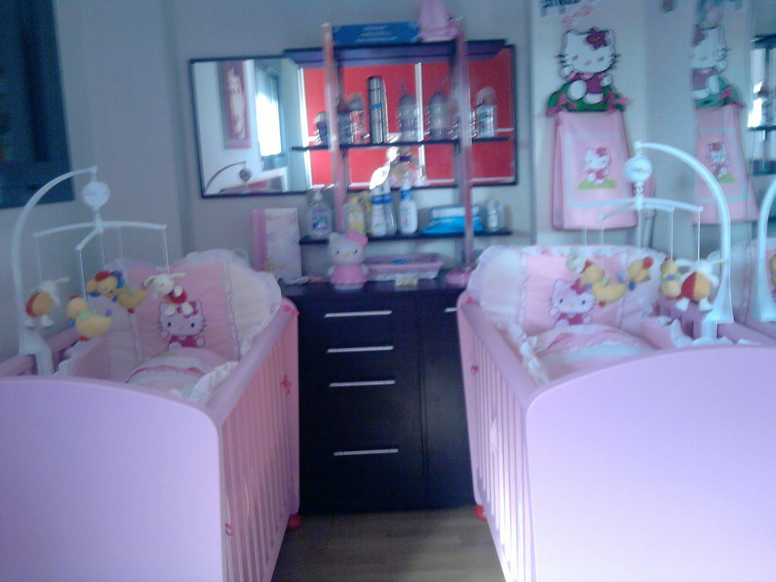 HABITACIONES BEBE Habitacion Hello Kitty Desire