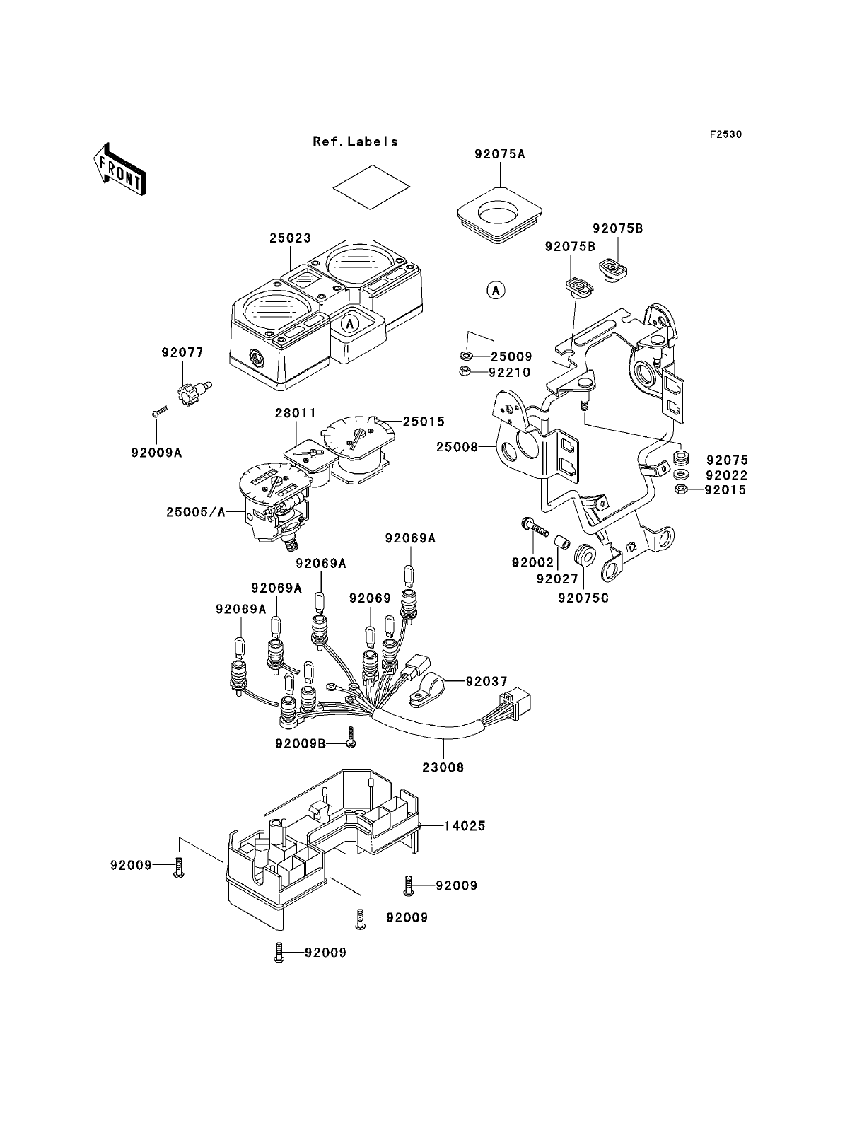 kawasaki engine diagram kawasaki wiring diagrams online
