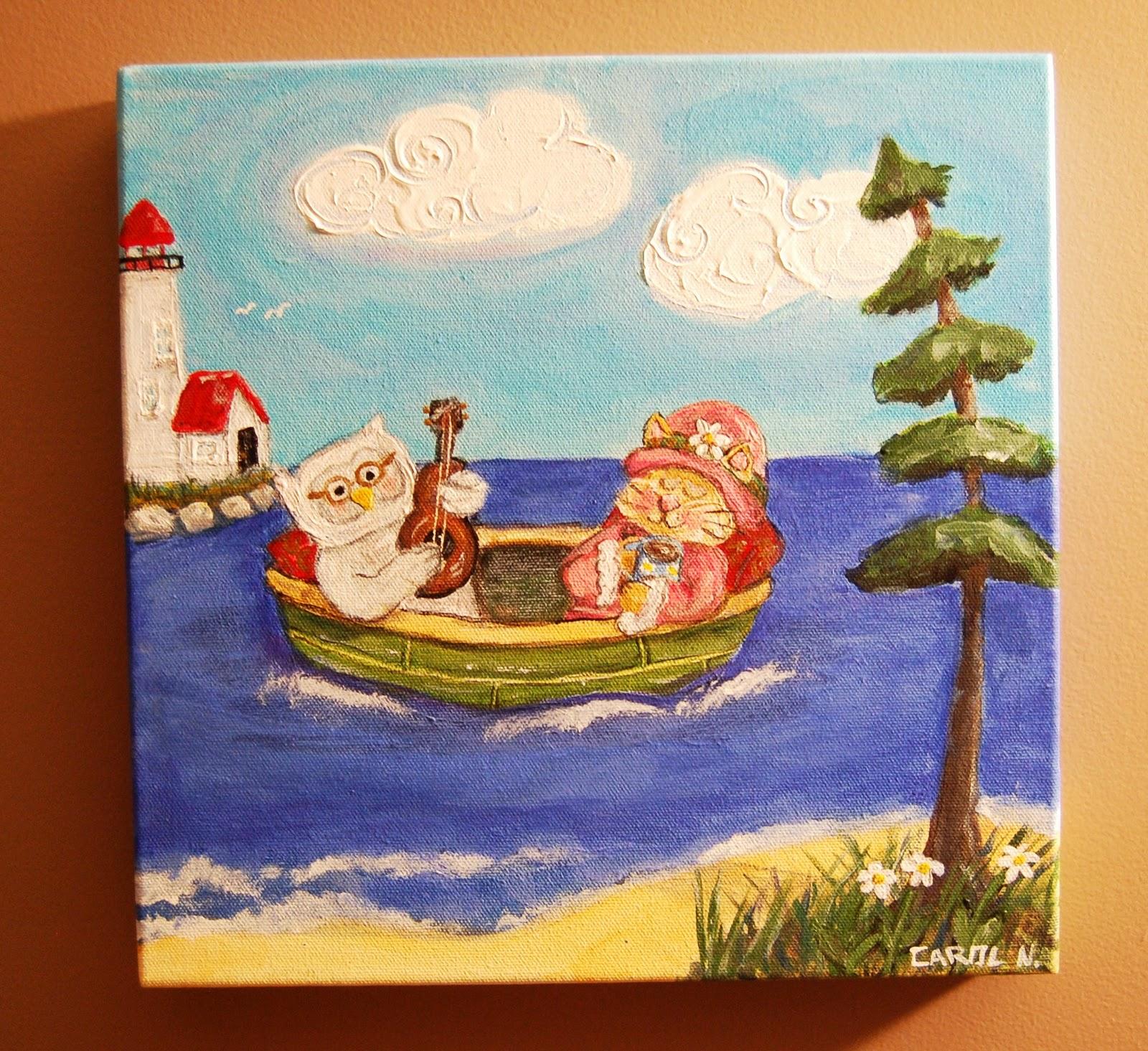 Beautiful Pea Green Boat - Get Religion