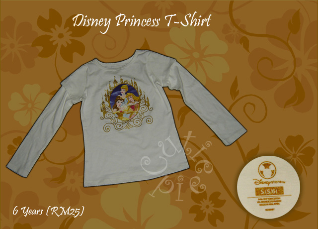 Disney Princess Tshirt