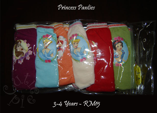 Princess Panties