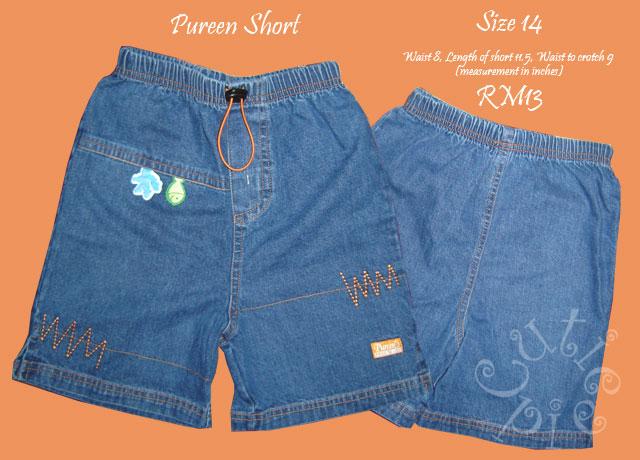 Pureen Short