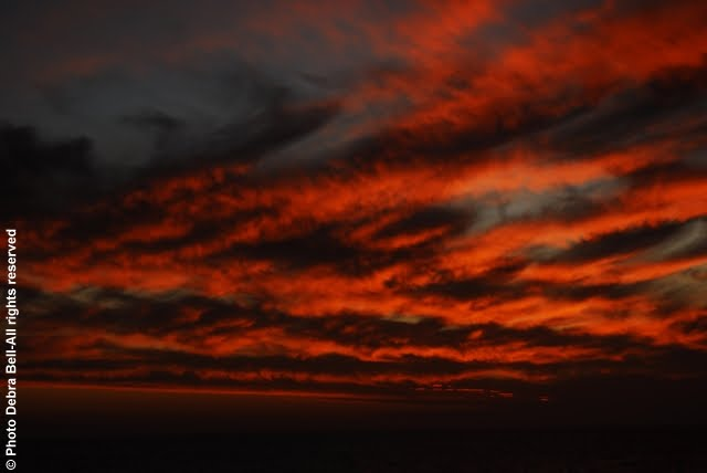 Fire in the Skies-Guinea Bissau