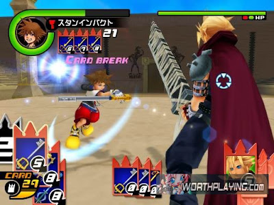 Review Kingdom hearts : chain of memoris RE (PS2) por the nassper KH_ReCoM_PS2