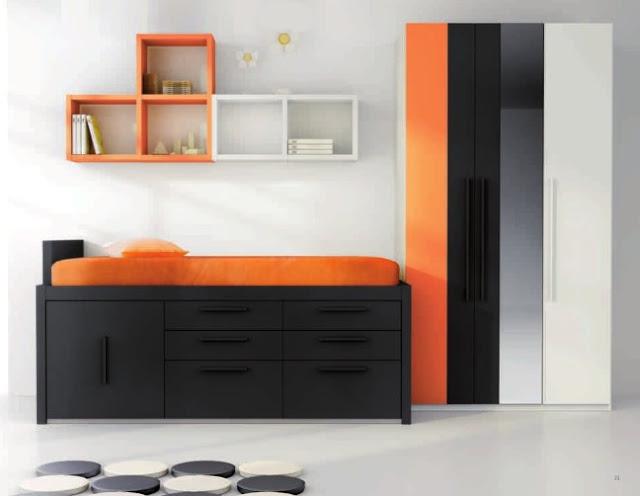 Camas compactas ideas decoraci n ig - Fotos dormitorios juveniles ...