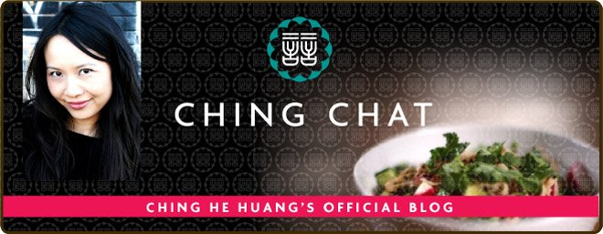 Ching Chat - Official Blog of Ching He Huang